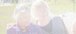memory care menu drop-down image