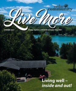 Summer 2017 Live More magazine