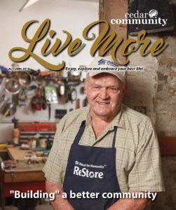 Autumn 2018 Live More magazine