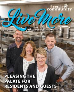 Summer 2019 Live More magazine