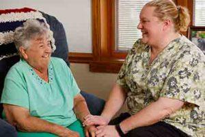 senior living community jobs, West Bend WI