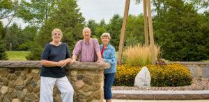Memorial Garden at Cedar Community, West Bend