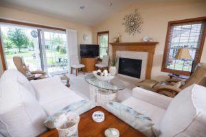 another living room view of Elkhart Lake senior living homes
