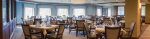 Top of the Ridge restaurant, Cedar Community senior living