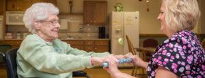 short term rehabilitation, Cedar Community in West Bend