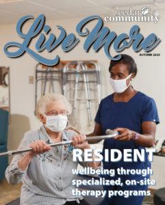 Autumn 2020 Live More magazine