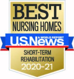 Best Nursing Homes emblem