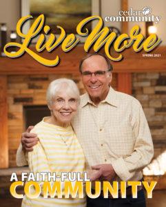 Live More Magazine - Spring 2021
