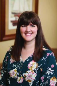 Katelynn - Cedar Community team member of the quarter